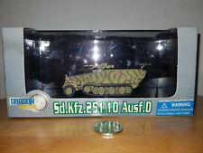 New Dragon Armor 1:72 Sd.Kfz.251/10. Ausf.D, Diecast Model
