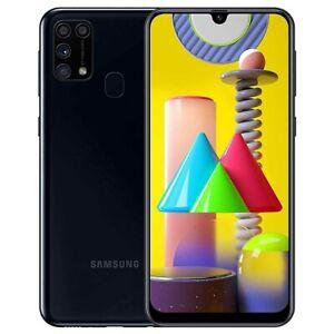 Samsung Galaxy M31 M315FD 6GB / 128GB Dual Sim - Black No hidden cost