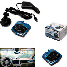 "GT300 2.4"" LCD Full Auto Car DVR Vehicle Camera Video Recorder Dash Cam Blue NEW"
