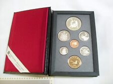 1988 Royal Canadian Mint Proof Set-7 Coins in Mint Condition
