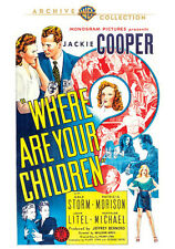 Where Are Your Niños DVD (1943) - JACKIE COOPER, GALE STORM , Patricia Morison