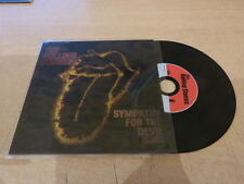 THE ROLLING STONES - SYMPATHY FOR THE DEVIL REMIX  EURO ONLY CD CARDSLEEVE !!!!