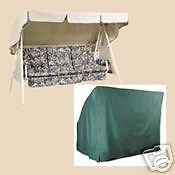 BOSMERE QUALITY 3 SEAT SWING SEAT / HAMMOCK COVER C505