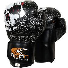 Boxing Gloves Fight Punching Mma Kickboxing Sparring 8oz 10oz 12oz 14oz 16oz
