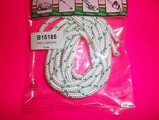 NEW BBT STARTER ROPE FITS SNOWBLOWER  TILLERS   5MM 15185 BBT