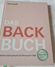 Thermomix Vorwerk TM 5 Kochbuch Das Back Buch