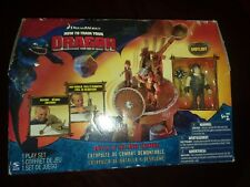 DreamWorks Battle and Collapse Playset   Factory sealed NIP
