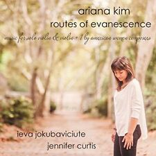 Routes of Evanescence by Ariana Kim (CD)