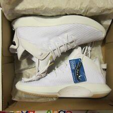 NEW Adidas Crazy 1 ADV PK Primeknit White Gum CG4819 Basketball Shoes Kobe Sz 10