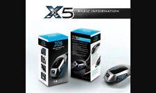 X5 Bluetooth Car Kit Mp3 Wireless FM Transmitter USB SD LCD Charger Handsfree UK