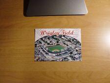 Wrigley Field Stadium Postcard Chicago Cubs MLB