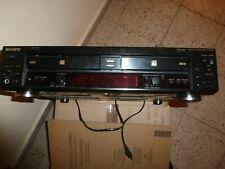 Sony RCD-W100 Audio CD-Recorder
