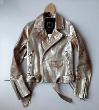 GIUBBINO PELLE DONNA,Leather Woman Jacket HTC nuovo