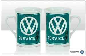 "Tasse / Becher Motiv ""VW Service"" VW Männchen (23-012)"
