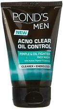 Pond's Men Acno Clear Oil Control Facewash 50 gm+ Free Shipping