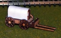 N Scale Covered Wagons Kit