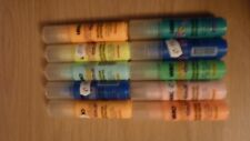 Job lot 10 x Leeho paint pens, fabric paint pens