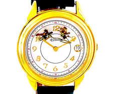 Cowboy Mickey Disney, Fossil Mans Animated Easy Read Dial, Rare Unworn Watch $75