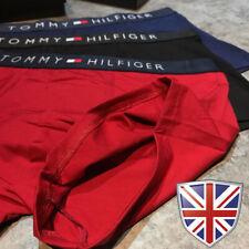 AU 3Pcs/Box Gift Pac Hilfiger Men's Boxer Underwear Trunks Premium Essentials