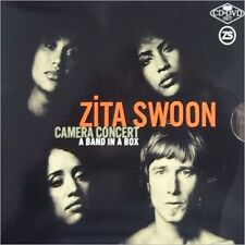 Zita Swoon ‎– Camera Concert: A Band In A Box CD/DVD