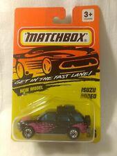 Matchbox Isuzu Rodeo #56 1:64 Scale Diecast mb1805