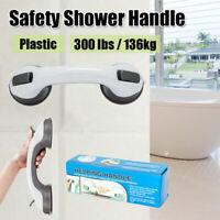 Safety Shower Bath Grip Handle Suction Cup Grab Bar Bathroom Toilet Tub Rail USA