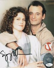 Sigourney Weaver Ghostbusters Autographed Signed 8x10 Photo JSA COA #3