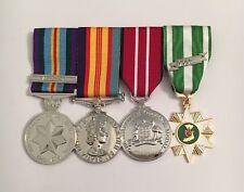 AASM, Vietnam Medal, ADM Replica, Swing Mounted Vietnam Set.
