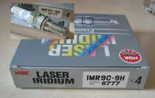 4 x NGK Zündkerzen IMR9C-9H Honda CBR 600 RR, CBR600RR, NGK 6777, spark plugs