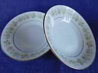 Noritake Andorra DESSERT BOWL LOT of TWO 2  have more items to this set