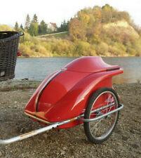 Rimorchio Bicicletta trasporto Rimorchio da carico Rimorchio CHIAVE CON SERRATURA biketrailer