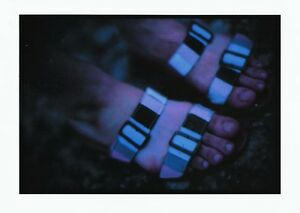 "Hideki Kamauchi ""Indigo Walker #01"" Photograph S/N"