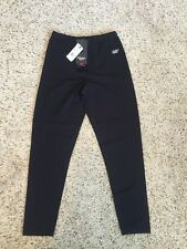 NEW NWT's New Balance Womens Actor Lycra Tights Pants Black Large Kd6