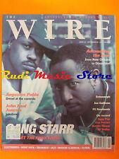 rivista WIRE 187/1999 Gang Starr John Paul Jones Ectomorph Augustus Pablo No cd