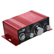 kinter HiFi Amplifier 2 canals, Stereo, Amplifier for car / home, for ipod K9J3