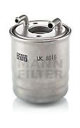 Genuine MANN WK8016X Fuel Filter for Mercedes Benz