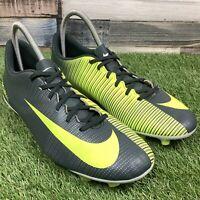UK8 Mens Nike MERCURIAL Vortex III (3) CR7 FG Football Boots - Ronaldo - EU42.5
