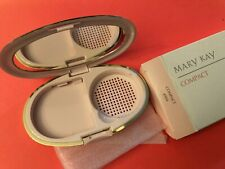Mary Kay Pink and Gold Mirrored Refill Compact for Day Radiance Cheek Color