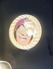 Disney Duets Captain Hook & Peter Pan Pin w/ Tin Box Le3000