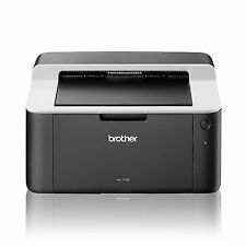 Brother Hl-1112e Compact Mono Laser Printer in Black