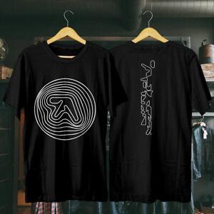 New RARE Aphex Twin Coachella Virgil Abloh men's T shirt