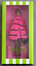 Silkstone Fuchsia 'N Fur Francie doll NRFB Barbie Fashion Model Collection