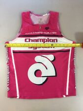 Champion System Womens Triathlon Top Size Extra Large Xl (5617-3)