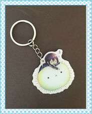 Anime Noragami Sleeping Yato Q Dango Acrylic Key Ring Keychain Gift Cosplay