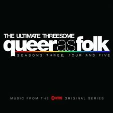 Various Artists, Que - Queer As Folk: Ultimate Threesome - Seasons 3 4 5 [New CD