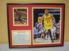 LeBron James Cleveland Cavaliers NBA Championship Team MVP 2012, 2013 & 2016