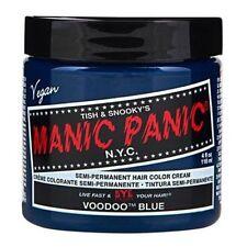 Ammonia-Free Blue Hair Colouring