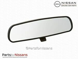 Genuine Nissan Inside Rear View Mirror - Fits Many 96321-2Y900
