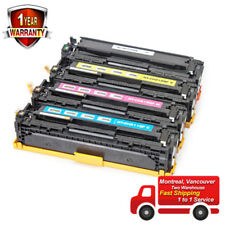 4PK Toner for HP 131A CF210-CF211-CF212-CF213 M251n M251nw M276n M276nw