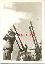 Balkans 1941 vierlingsflak 2 CM de l'armée